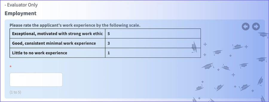 evaluator-scale