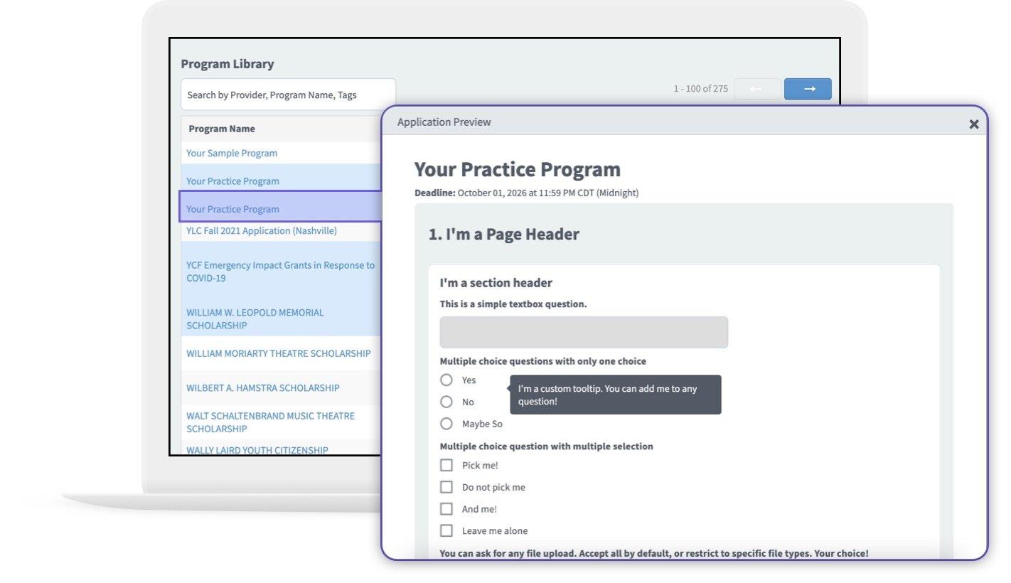 program-library